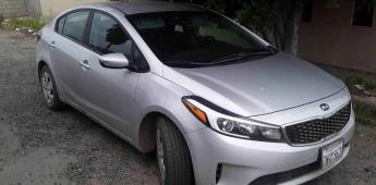Recupera FGE en Ensenada vehículo robado en Playas de Rosarito