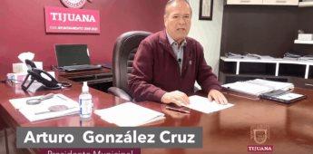Arturo González informa resultados de las medidas preventivas para frenar propagación de Covid-19