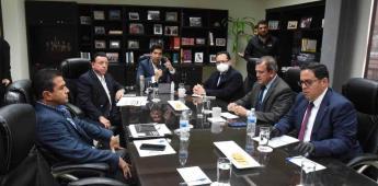 Restablecerá la paz en este municipio: Ruíz Hernández