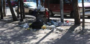 Siguen problemas de recolección de basura a pesar de esfuerzos
