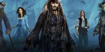 Se desarrolla una nueva entrega de la saga Piratas del Caribe