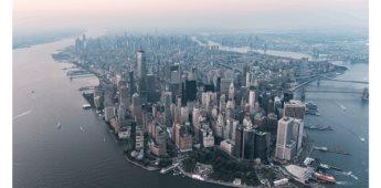 Vida en los tejados de Nueva York