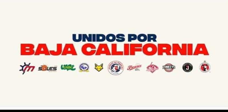 Deporte de Baja California unido contra el Covid-19 #BCUnidos