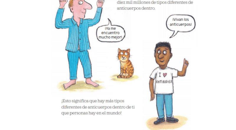 CORONAVIRUS: Un cuento para niños y niñas sobre la pandemia