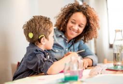 Promueve Secretaría de Salud de B.C. la vacunación para niños