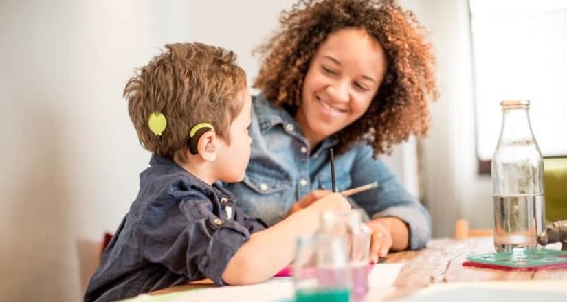 60% de la pérdida auditiva en niños se podría evitar