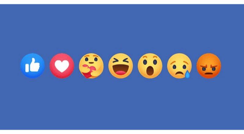 Llegan a Facebook y Messenger nuevas reacciones en apoyo al coronavirus