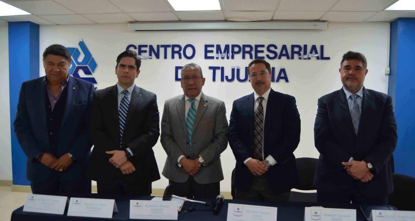 Falta sensibilidad en el Congreso del Estado:Coparmex Tijuana