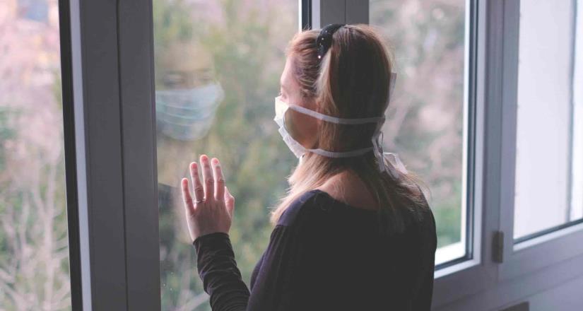 El confinamiento podría aumentar los índices de depresión y suicidio
