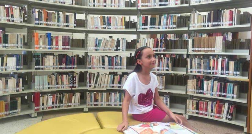 Celebra biblioteca central del estado 44 años de fomentar la lectura