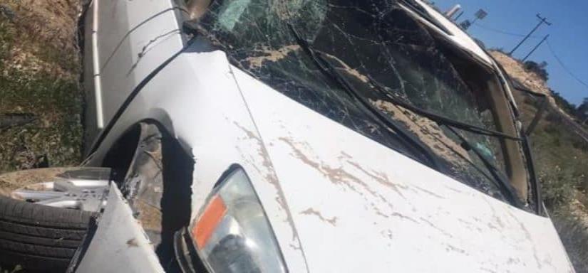 Pierde a vida menor en accidente vehicular en la delegación Luis Echeverría Álvarez