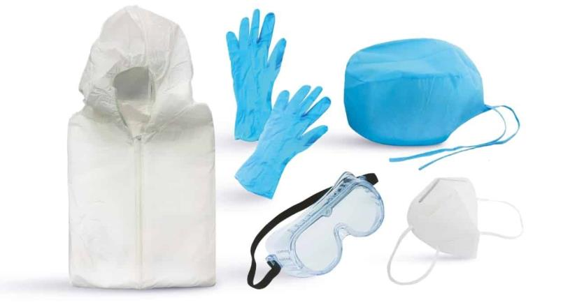 Megacable dona  kits de protección profesional a personal de salud que atiende casos de COVID-19