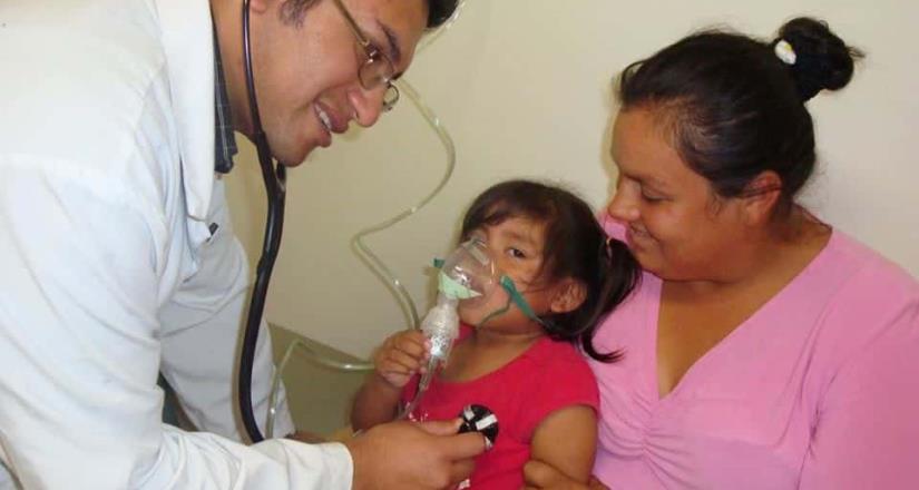 Recomienda sector salud a ciudadanos que padecen asma
