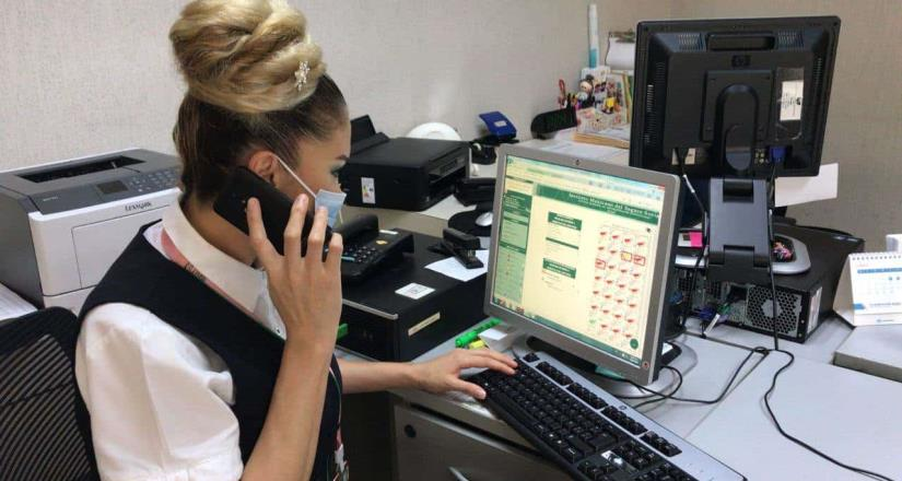 Habilita IMSS sistema informativo para familiares de pacientes Covid-19