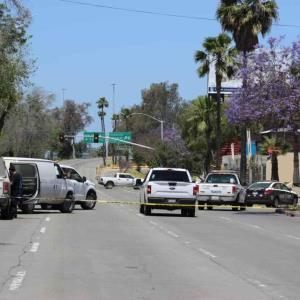 ACTUALIZACIÓN: Agente es atacado con arma de fuego y es trasladado al hospital