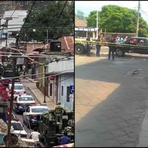 Ciudadanos de Chiapas intentan salvar a paciente porque aseguran que el covid-19 es una mentira