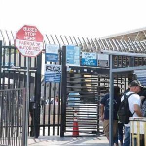 CBP atribuye largas esperas para cruzar a aumento de ciudadanos y residentes que cruzan