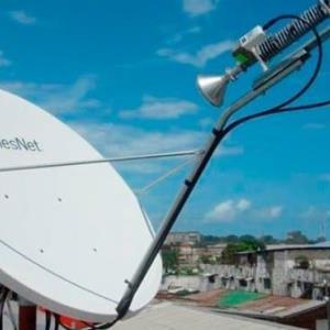 Llega a Baja California el Internet satelital de HughesNet