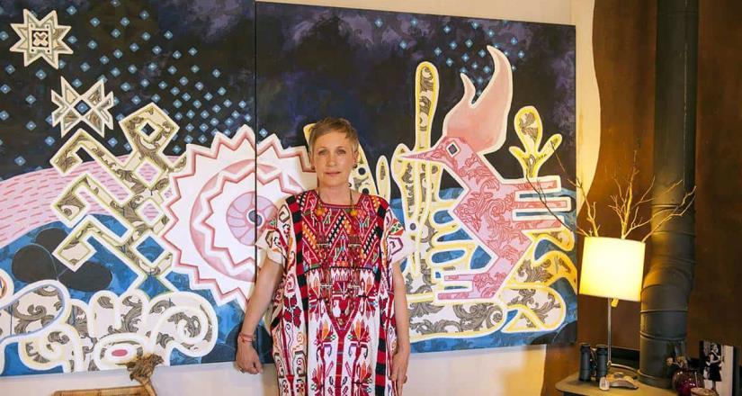 Participará Irma Sofía Poeter en el ciclo de charlas virtuales