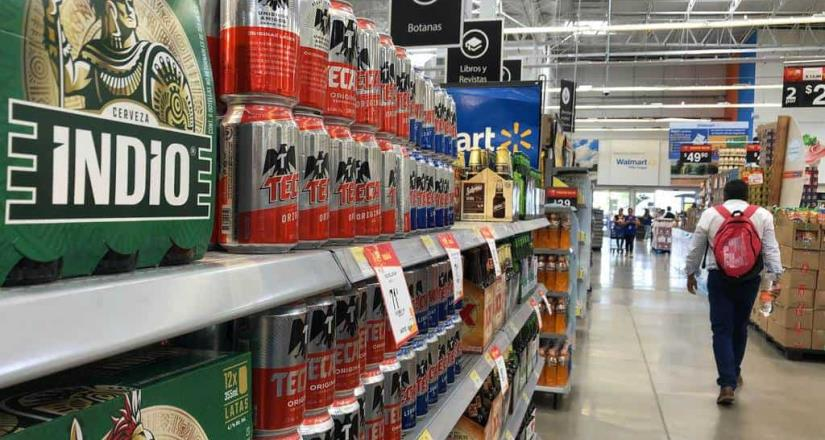 Reporta cerveza mayor alza de precio en 10 años: Inegi