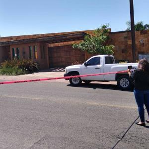 ACTUALIZACIÓN: Agentes de la Fiscalía catean residencia de Kiko Vega
