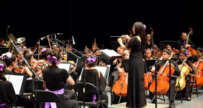 Orquesta sinfónica infantil y juvenil El Centinela lleva 5 años tocando corazones