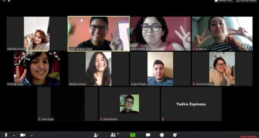 Inician universitarios cuatrimestre mayo-agosto en modalidad online