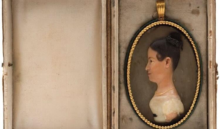 Sale a subasta el primer retrato de Doña Josefa Ortiz de Domínguez