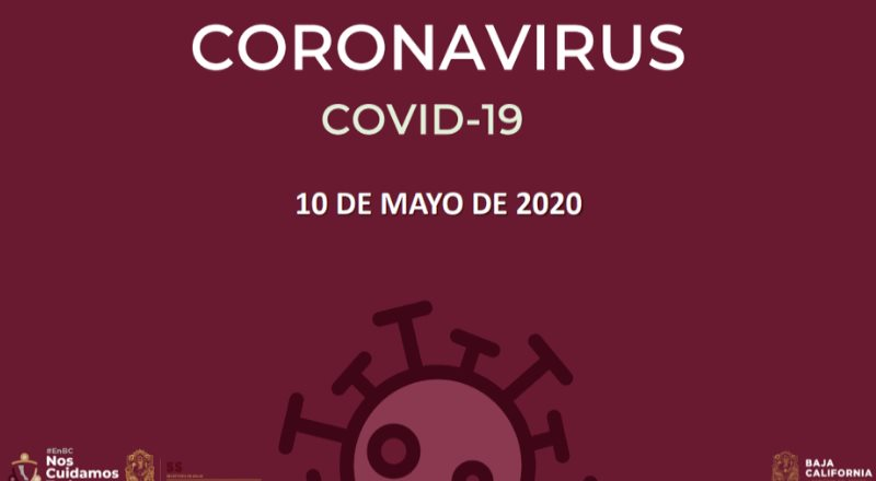 Información actualizada al 10 de Mayo sobre el coronavirus en BC