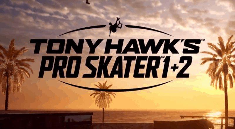 Anuncian versión remasterizada de Tony Hawk´s Pro Skater