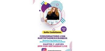 Convive con artistas de Mexicráneos a través de Instagram