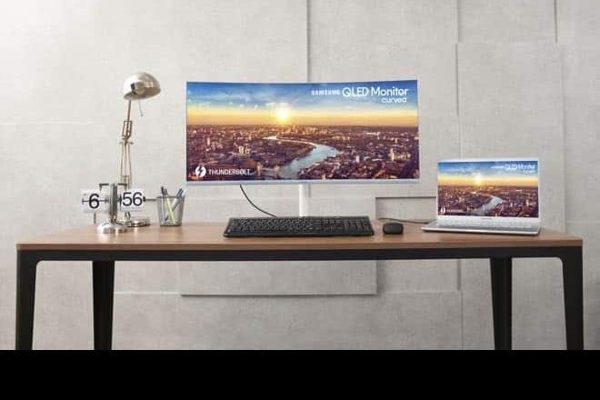Cinco ventajas para usar un monitor durante el home office