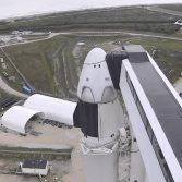 Se ha postergado el primer vuelo tripulado de SpaceX hasta el sábado