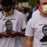 Protestas y saqueos en Minneapolis por el asesinato de George Floyd