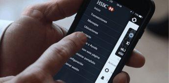 En quincena, HSBC presenta fallas en servicios digitales