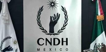 Dirige CNDH cuatro recomendaciones al ISSSTE por inadecuada atención médica en sus hospitales