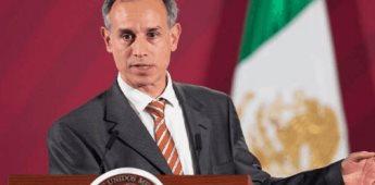 México supera los 9 mil fallecidos por Covid-19; hay 90 mil contagios