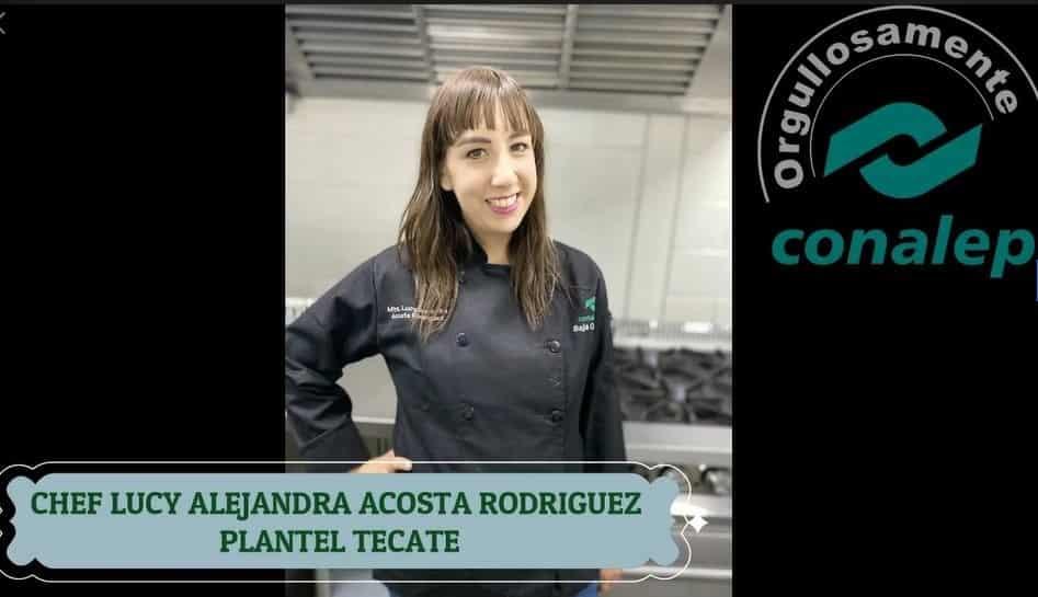 Conalep B.C. realiza la primera muestra gastronómica virtual: De mis raíces a tu hogar