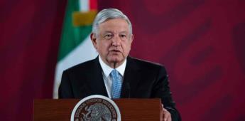 No gobernaré sin apoyo de la gente, asegura López Obrador