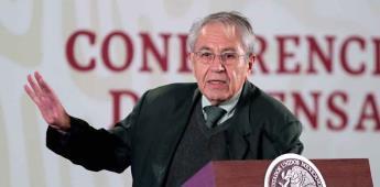 Jorge Alcocer aseguró que los fumadores tendrían peores experiencias en caso de contraer coronavirus