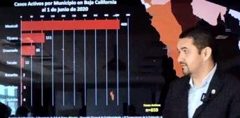 San Quintín tiene 4 casos activos de coronavirus