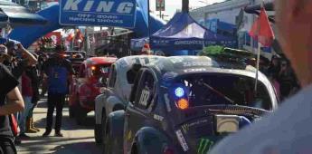 Score trabaja para la edición 52 de La Baja 500