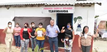 """También llegaron los recursos para el programa """"La Escuela es Nuestra"""": Alejandro Ruiz Uribe"""