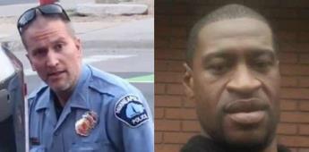 Fiscal acusará a policías implicados en muerte de Floyd, dicen medios