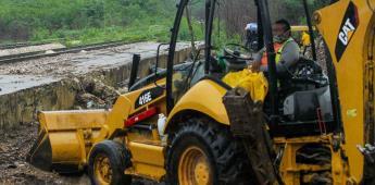AMLO da banderazo de obra a tramo 3 del Tren Maya