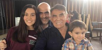 Suárez tuvo una vida familiar que fue tanto paraíso como tormenta