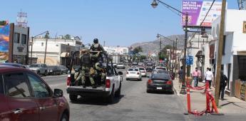 Toque de queda en Tecate