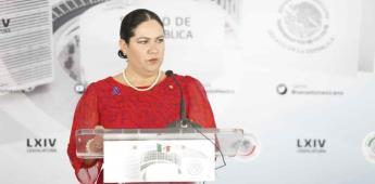Gubernatura de 3 años busca satisfacer insanas ambiciones de grupo: Alejandra León
