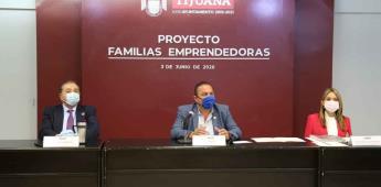 Realiza Ayuntamiento segunda mesa de trabajo del programa Familias Emprendedoras