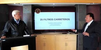 General del Estado expone proyectos y acciones de la FGE